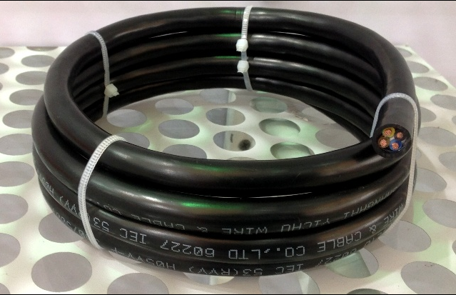 RVV护套线~CCC认证电缆~电源线-软电缆